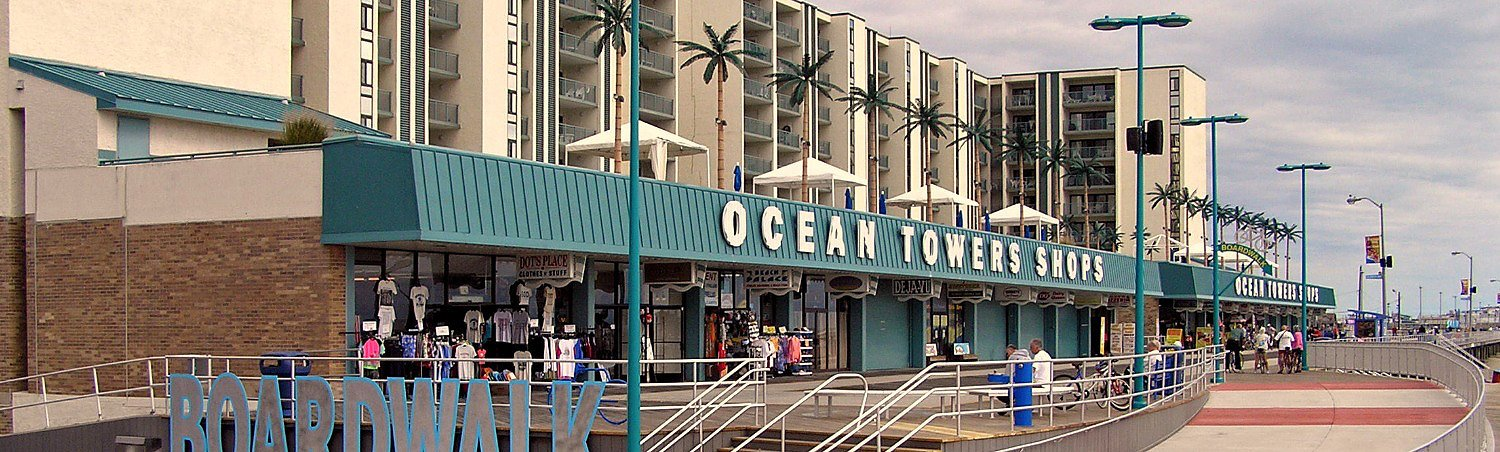 OCEAN Towers Shops