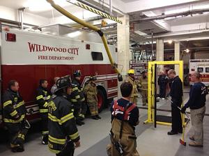 Wildwood Firefighters